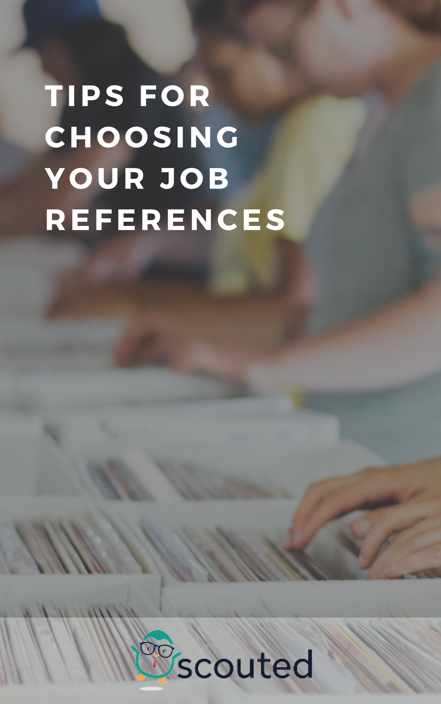 References might be a bigger deal than you think. Believe It or not, references can make or break your job prospects, so it's extremely important to choose them wisely. Even if you had a great interview, a word from one of your references is all it could take to have the hiring manager second-guess you as the right candidate, or get the vote of confidence they need to bring you onto the team. So in a world of Amazon reviews, make sure yours are five stars!